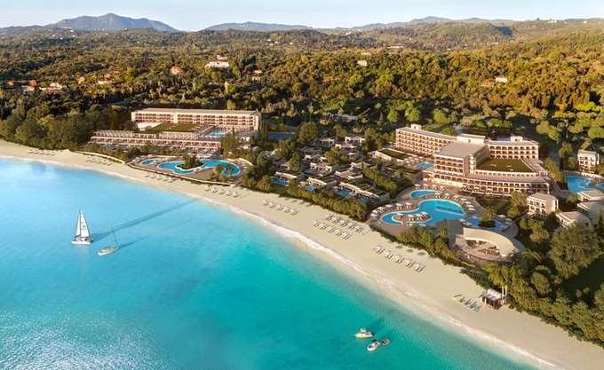 Ολοκληρώνεται η επένδυση των 110 εκατ. της Ikos στην Κέρκυρα