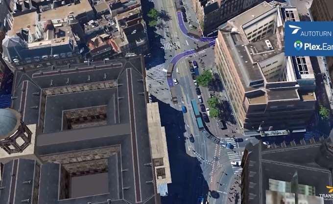 Συνεργασία Transoft Solutions και Plexscape: Καινοτομία στο ρεαλιστικό 3D σχεδιασμό συγκοινωνιακών έργων