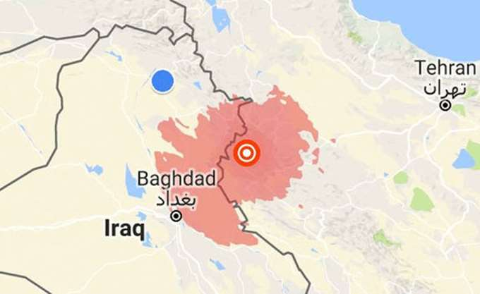 Ιράν: Περισσότεροι από 400 τραυματίες από τη σεισμική δόνηση των 6,4 βαθμών