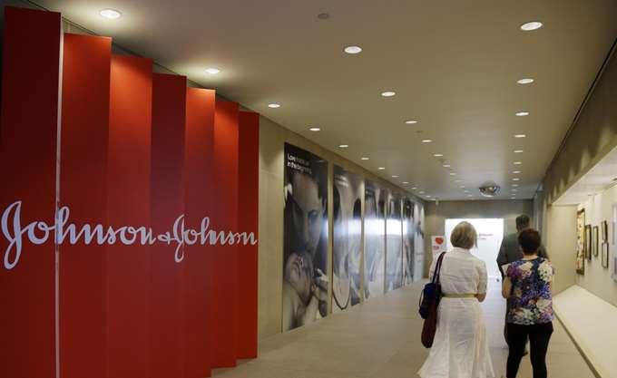 Johnson & Johnson: Καλύτερα των εκτιμήσεων τα έσοδα α΄ τριμήνου