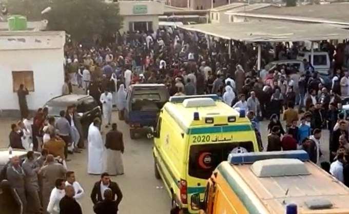 Αίγυπτος: Οι δράστες της τρομοκρατικής επίθεσης στο Σινά κρατούσαν σημαία του Ισλαμικού Κράτους
