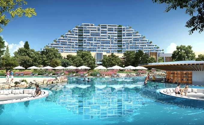 Σε κοινοπραξία των Αβαξ - ΤΕΡΝΑ η κατασκευή Integrated Casino Resort στη Λεμεσό