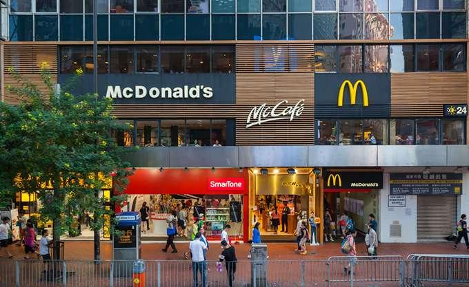 Ποιος βγάζει 192.000 δολάρια στα Mc Donald's