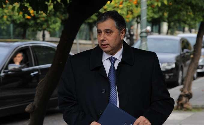 Συνάντηση του Β. Κορκίδη με την Πρέσβειρα της Λαϊκής Δημοκρατίας της Κίνας στην Ελλάδα
