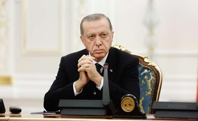 Ενίσχυση των σχέσεων με την Ευρώπη θέλει ο Ερντογάν