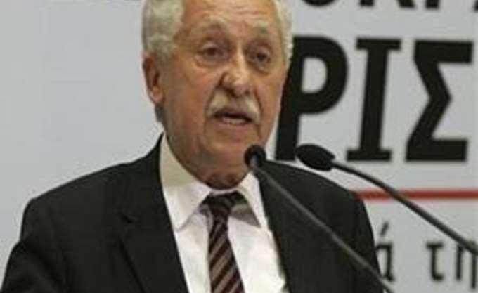 Φ. Κουβέλης: Ο ενδιάμεσος χώρος να συμπλεύσει με την Αριστερά