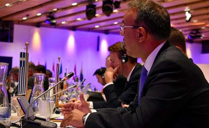 Σταϊκούρας: Απαραίτητη η εφαρμογή ενός συνεκτικού πλαισίου πολιτικής για την καταπολέμηση της φοροδιαφυγής