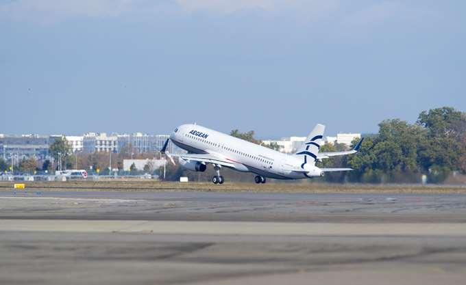 Handelsblatt: Ιστορική παραγγελία της Aegean στην Airbus - Η σημαντικότερη ιδιωτική επένδυση στην Ελλάδα