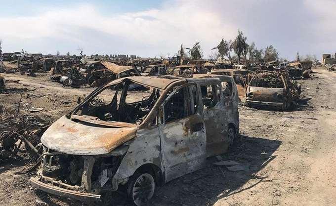 Συρία: Τουλάχιστον τρεις νεκροί από την βομβιστική επίθεση αυτοκτονίας στην Χάμα