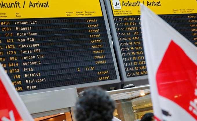Έλληνες αστυνομικοί στα γερμανικά αεροδρόμια