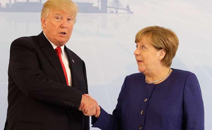 Η Γερμανία μιλάει τώρα για πυρηνικά. Ευχαριστούμε Trump