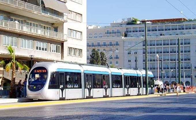 Για απαξίωση της γραμμής του τραμ κάνει λόγο το Σωματείο Ηλεκτροδηγών Τραμ Αττικής