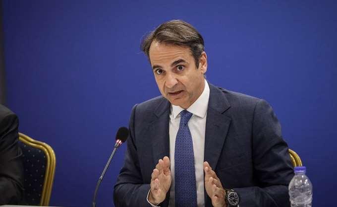 Κ. Μητσοτάκης: Ο Τσίπρας είναι επικίνδυνος για τα εθνικά συμφέροντα