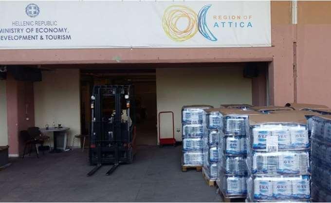Υποστήριξη πλημμυροπαθών Δυτικής Αττικής από τις εταιρείες του Ομίλου Quest