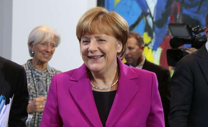 """Μέρκελ: """"Η Ευρώπη πρέπει να πάρει την τύχη της στα χέρια της"""""""