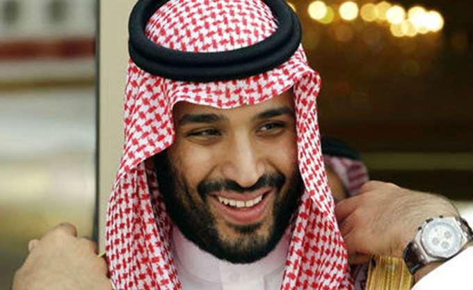 Το διπλό στοίχημα του πρίγκιπα Salman