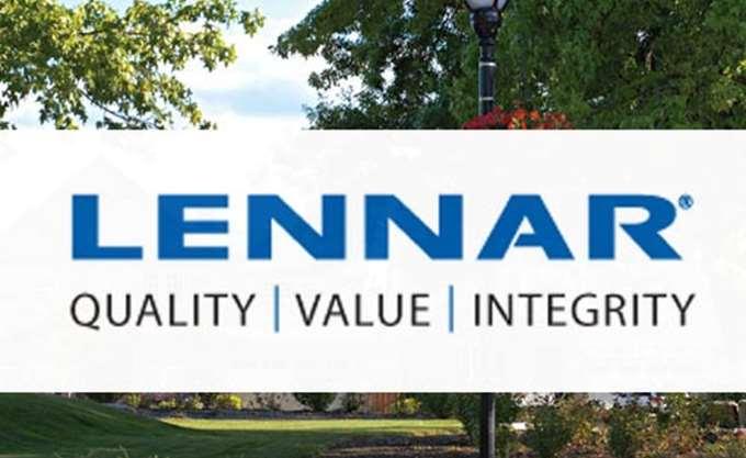 Lennar: Αυξήθηκαν 45% τα κέρδη στο β΄ τρίμηνο