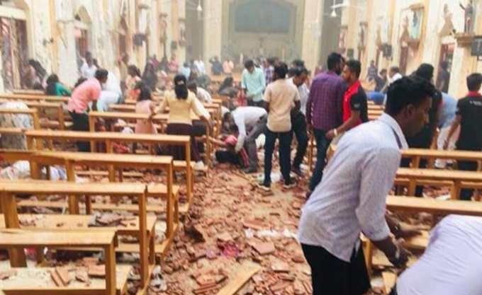 Σρι Λάνκα: Αναθεωρήθηκε προς τα κάτω ο απολογισμός των νεκρών, μεταξύ 250-260 αντί για 359