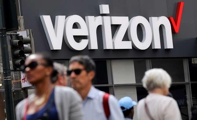Υποχώρησαν τα κέρδη της Verizon Communications