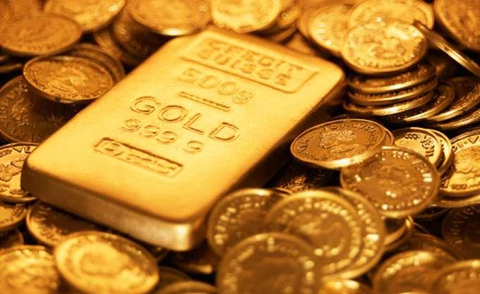 Ανοδικά ο χρυσός λόγω του ασθενέστερου δολαρίου