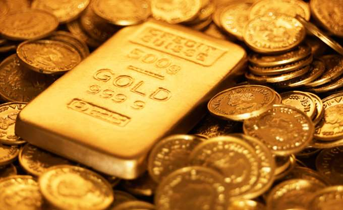 Με κέρδη για τρίτη συνεδρίαση ο χρυσός