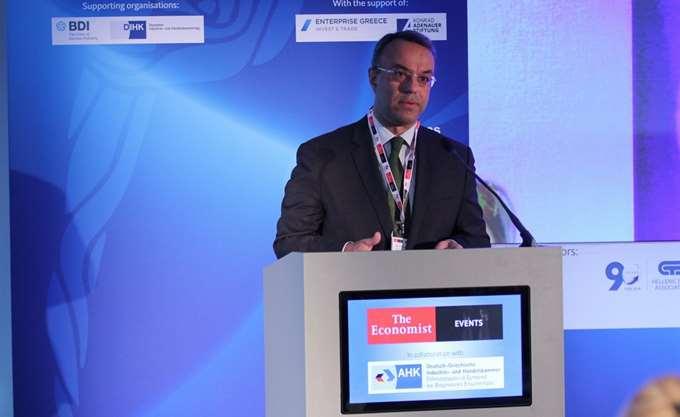 Χρ. Σταϊκούρας: Αβέβαιο διεθνές περιβάλλον και ΣΥΡΙΖΑ δεν ευνοούν την εξαγωγική δραστηριότητα της χώρας
