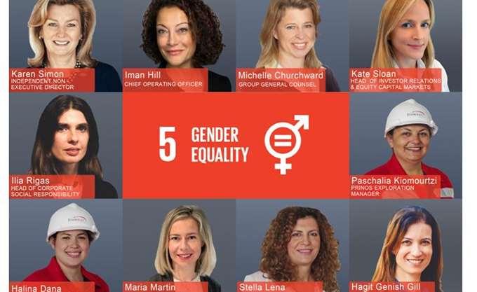 Η Ημέρα της Γυναίκας και η πολυπολιτισμικότητα της Energean