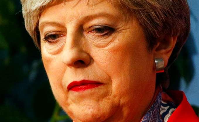 Βρετανία: Με βουλευτές των Συντηρητικών θα συναντηθεί η Μέι αργότερα σήμερα