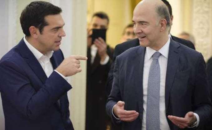 Συνάντηση Τσίπρα-Moscovici