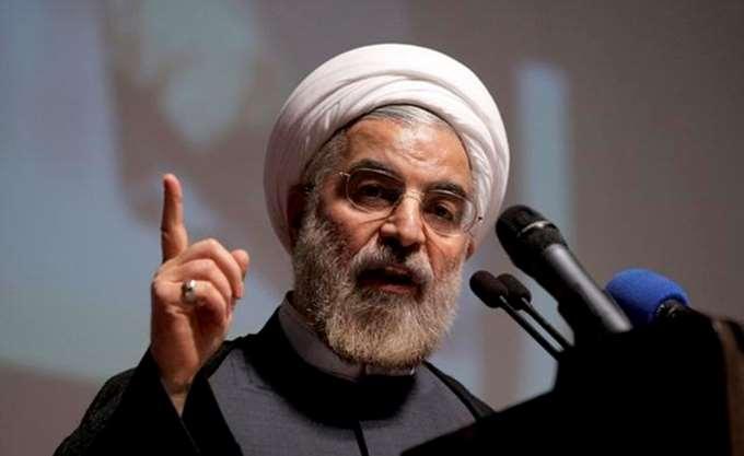 """Ροχανί: Προειδοποιεί τη Σαουδική Αραβία να προσέχει """"την ισχύ"""" του Ιράν"""