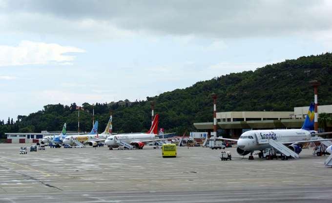 Πάνω από 5 εκατ. επιβάτες διακινήθηκαν από το αεροδρόμιο Ρόδου