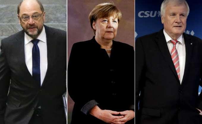 Γερμανία: Ξεκίνησαν επισήμως οι συζητήσεις για τον κυβερνητικό συνασπισμό