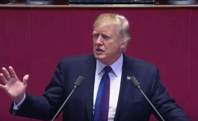 Trump: Η Ουάσιγκτον χαρακτηρίζει τη Β. Κορέα κράτος υποστηρικτή της τρομοκρατίας