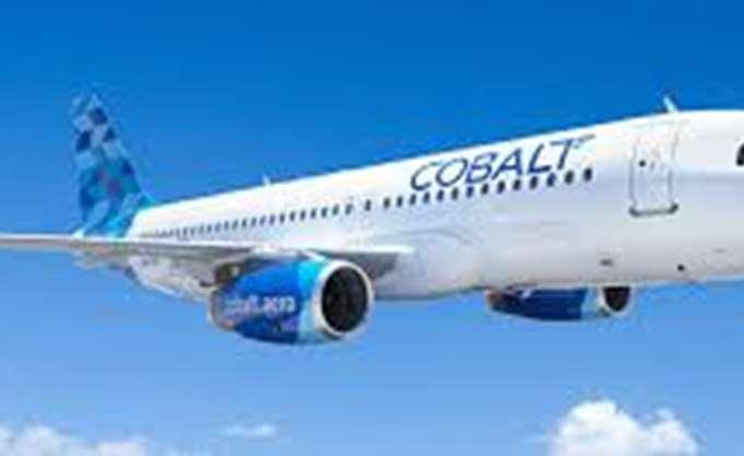 Λουκέτο για την κυπριακή αεροπορική Cobalt