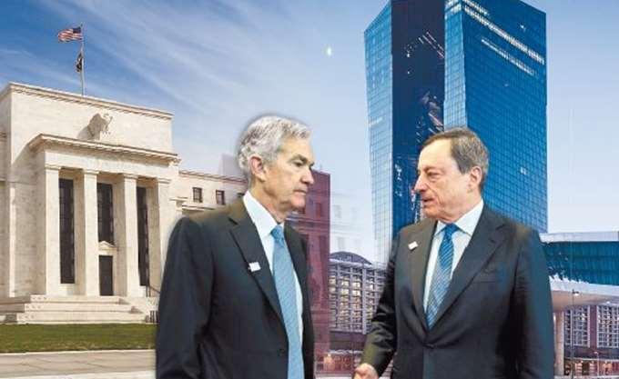 Τι σημαίνουν για τις αγορές οι αποφάσεις της ΕΚΤ και της Fed