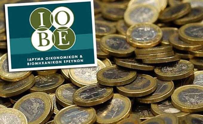ΙΟΒΕ: Αυξημένα κατά 3,3 δισ. τα ετήσια έσοδα ΦΠΑ αν φτάναμε τον ευρωπαϊκό μέσο όρο χρήσης κρατών