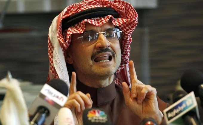 Σ. Αραβία: Σε κίνδυνο οι επενδύσεις του μεγιστάνα πρίγκιπα Αλουαλίντ μπιν Ταλάλ