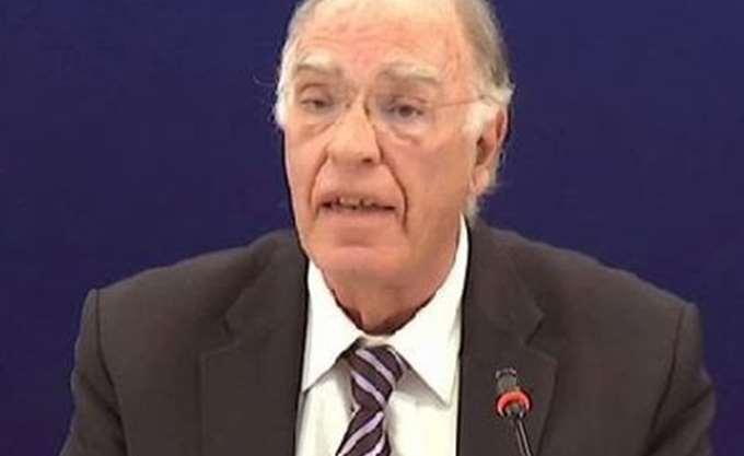 """Β. Λεβέντης: """"Επιδίωξη του ΣΥΡΙΖΑ και της ΝΔ είναι η όξυνση"""""""