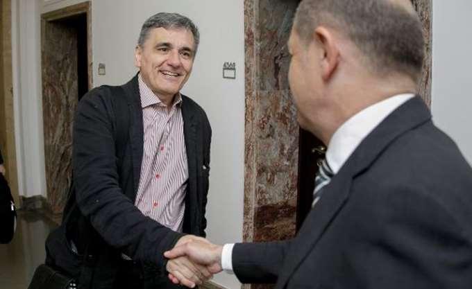"""Βερολίνο για συνάντηση Τσακαλώτου - Σολτς: """"Προς μια νέα ισχυρή σχέση"""""""