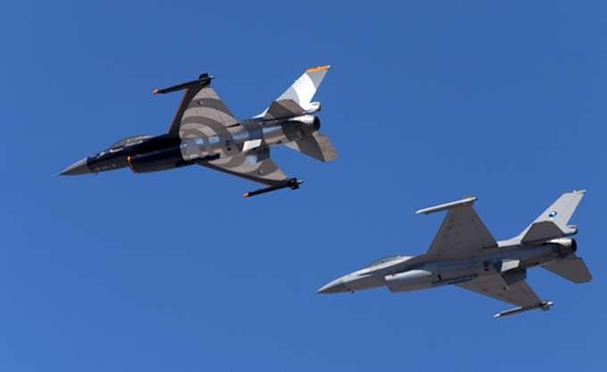 Πρώτη αναχαίτιση τουρκικού drone από ελληνικά F-16