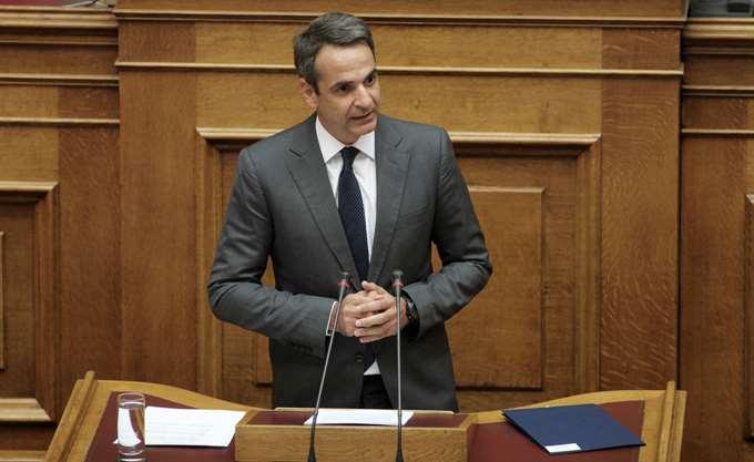 Κ. Μητσοτάκης: Η κυβέρνηση Τσίπρα προσβάλλει την κοινωνία