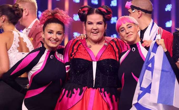 Το Ισραήλ νίκησε στον 63ο μουσικό διαγωνισμό της Eurovision