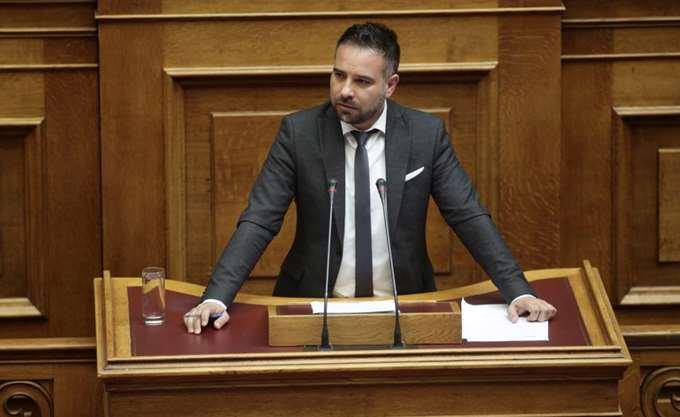 Ο βουλευτής Γ. Κατσιαντώνης εξηγεί την προσχώρησή του στη ΝΔ