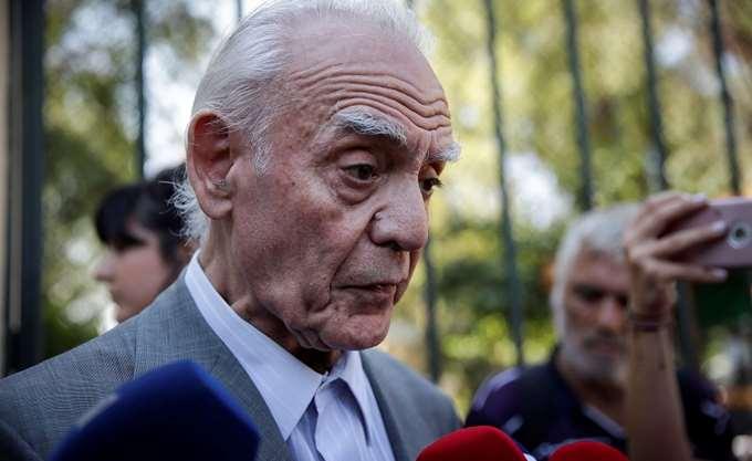 """Τσοχατζόπουλος για τα """"τσιμεντωμένα 19 εκατομμύρια"""": """"Χυδαία επίθεση"""""""