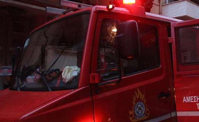 Υπό μερικό έλεγχο η πυρκαγιά σε δασική έκταση κοντά στον οικισμό Κίρκη Έβρου