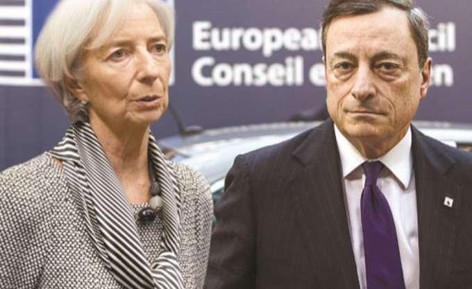 Τι αλλάζει η άφιξη της Λαγκάρντ στην ΕΚΤ