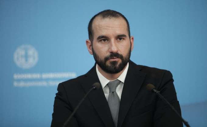 Τζανακόπουλος: Σε συζητήσεις με τις Βρυξέλλες για την αποπληρωμή του ΔΝΤ