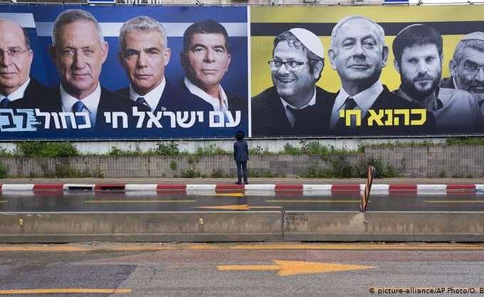 Ισραήλ: Τα exit polls δείχνουν μάχη στήθος με στήθος μεταξύ Νετανιάχου και Γκαντς