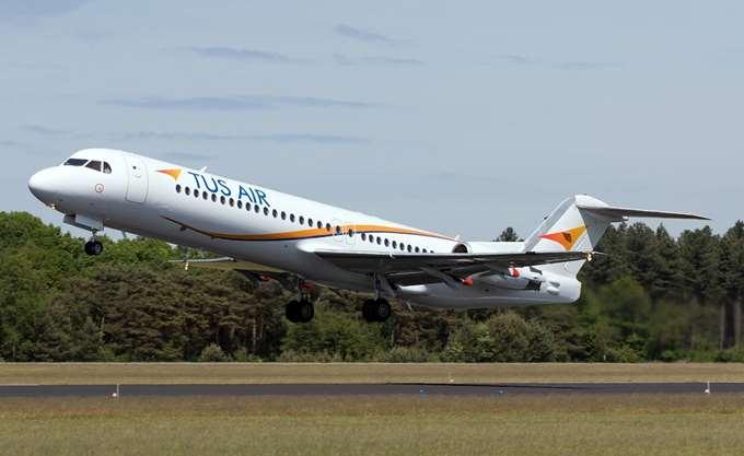 Eπέκταση της TUS Airways στην Ελλάδα με νέα απευθείας πτήση από Ιωάννινα για Λάρνακα