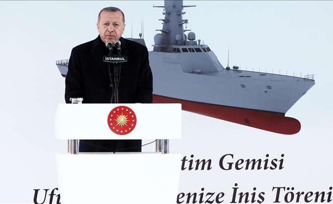 Ερντογάν: Ενισχύουμε την άμυνα της Τουρκίας λόγω των εξελίξεων σε Αιγαίο και Συρία